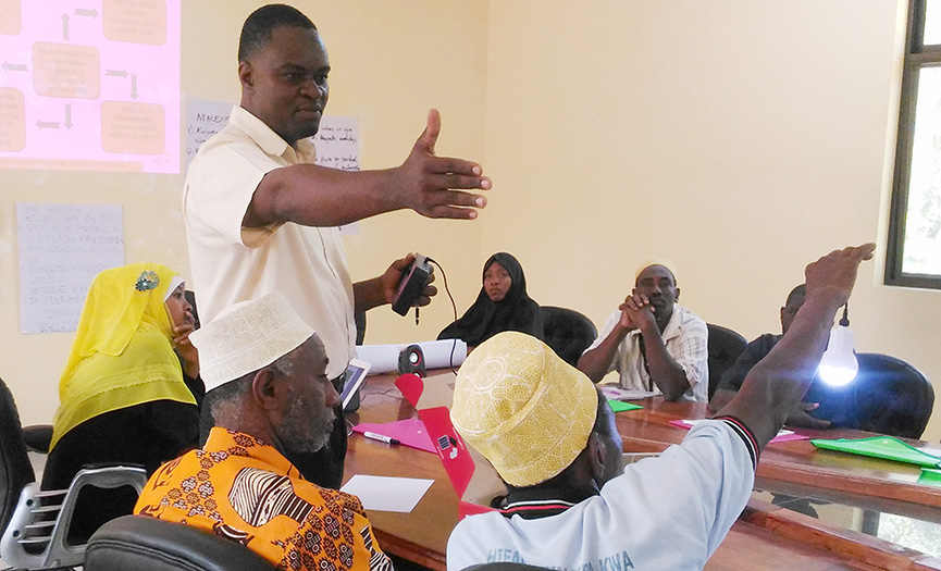 Advocacy Workshops with Local Clan Leaders (LCL) and Energy Stakeholders