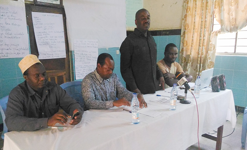 Support and Easement of Local Government Officials Workshop