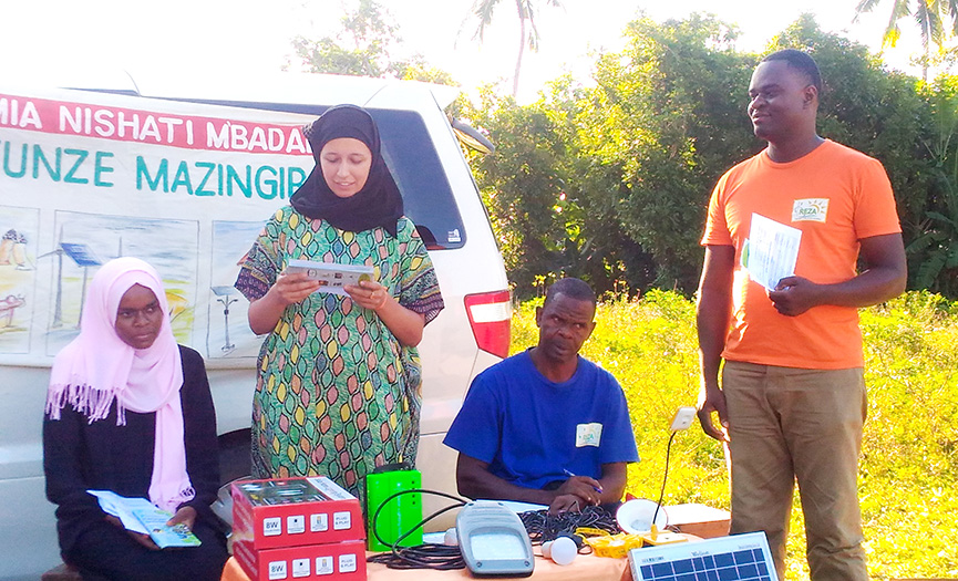 Enabling Community access to Renewable Energy
